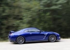 Nissan GT-R doet 0-100 in 2,84 seconden