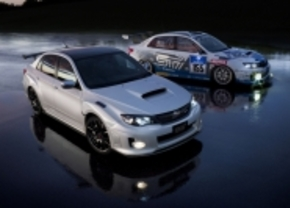 De laatste dans: Subaru STI S206