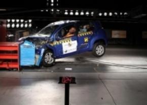 Blij als je in Europa botst: Latin NCAP resultaten