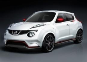 Nissan Juke Nismo Concept is kleine Juke R