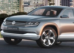 Officieel: Volkswagen Cross Coupé Concept