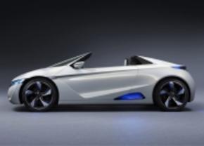 Honda EV-STER concept 2011 Tokyo
