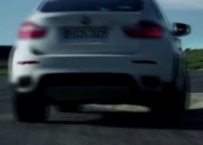 BMW plaagt met video nieuwe X6M diesel