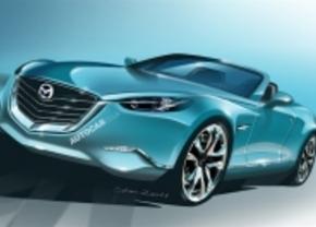 Mazda MX-5 2013 render