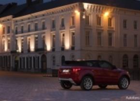 Range Rover Evoque zevenzitter in de maak?