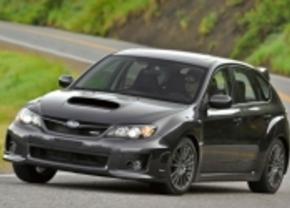 Subaru WRX STI krijgt 270 pk