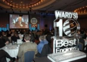 Wards Auto kiest de 10 beste motoren van het jaarWards Auto kiest de 10 beste motoren van het jaar