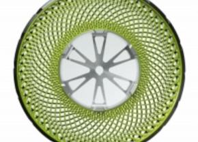 Bridgestone ontwikkelt band zonder lucht