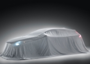 Teaser: Volvo V40 in 2012