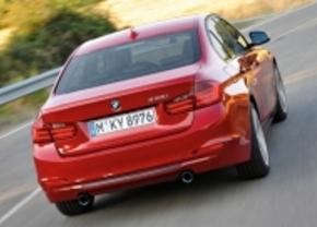 BMW op het autosalon 2012