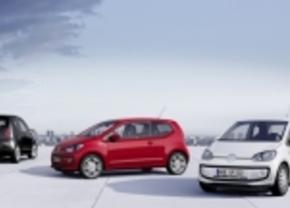 Volkswagen op het autosalon 2012