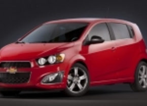 Turbo turbo: Chevrolet Sonic RS Turbo in Detroit