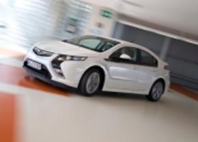 Opel op het autosalon 2012