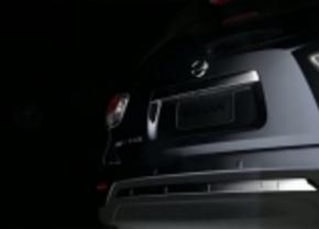 Nissan teaset Pathfinder Concept