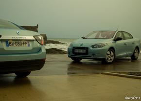Futurauto 2012: prijs voor Renault Z.E.-gamma