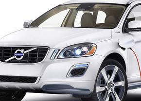 Officieel: Volvo XC60 Plug-in Hybrid Concept