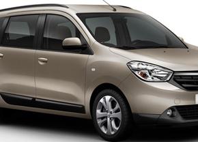 Officieel: Dacia Lodgy