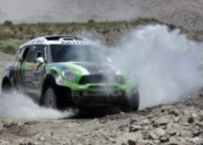 Mini Dakar 2012