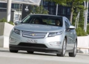 Chevrolet Volt en Opel Ampera krijgen aanpassingen