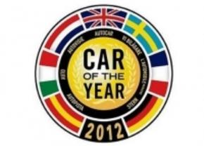 Auto van het Jaar 2012: de genomineerden