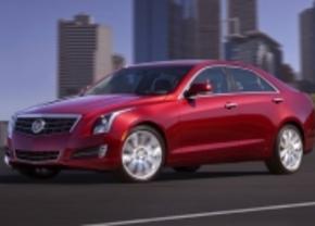 Officieel: Cadillac ATS