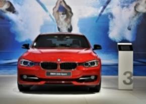 BMW 3-reeks in Brussel