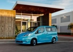 Elektrisch busje: Nissan e-NV200 Concept