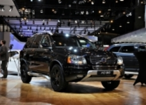Volvo XC90 Black Design