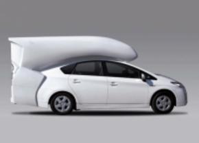Toyota Prius camper