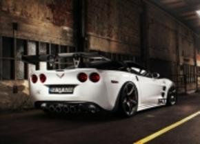 Corvette ZR1 tikt