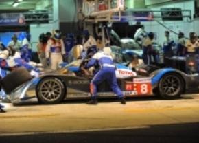 Peugeot doet niet mee met 24h du Mans 2012