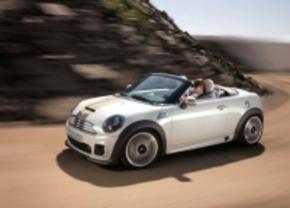 Mini Roadster heeft prijs: minder duur dan een Mini Cabrio