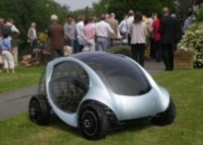 hiriko MIT opvouwbare auto