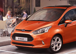 Officieel: Ford B-Max