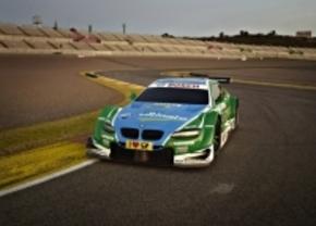 BMW M3 DTM Castrol en Aral livrei