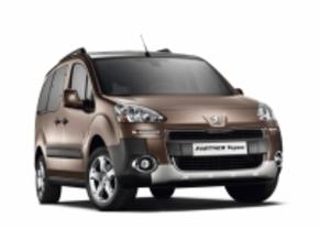 Ook officieel: Peugeot Partner TePee en Expert tepee