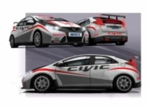 WTCC weer wat interessanter: Honda zet de Civic in