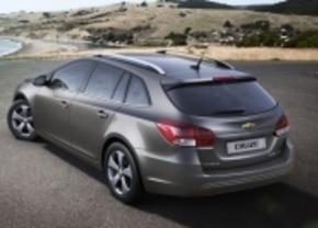 Chevrolet Cruze krijgt Stationwagon in Genève