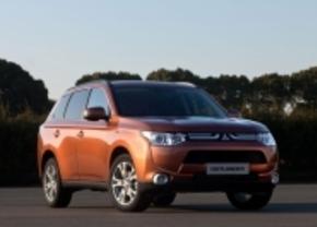 Mitsubishi toont de nieuwe Outlander