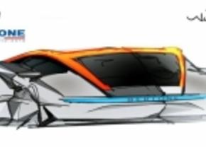 Bertone neemt weer conceptje mee naar Genève