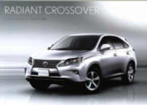 lexus RX450h facelift 2012