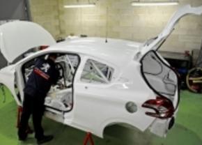 Peugeot maakt rallyversie van de 208