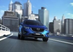 Mazda CX-5 heeft zijn prijs: vanaf 23.990 euro