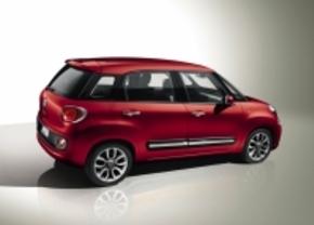 Fiat op de Geneva Motor Show