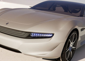 Pininfarina Cambiano Concept: hybride supercar