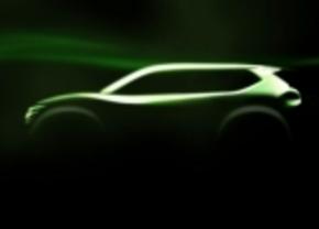 Nissan maakt Hi-Cross teaser