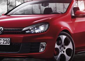 Volkswagen Golf Cabrio ook als GTI