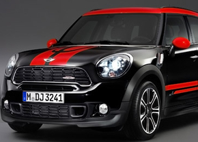 Officieel: Mini Countryman John Cooper Works