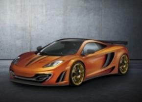 Mansory presenteert hun versie van de McLaren MP4-12C
