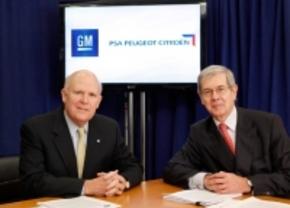 GM PSA CEO's